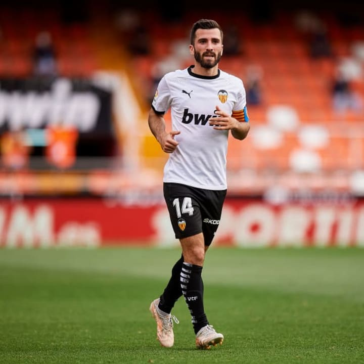 Jose Gaya could be set to leave Valencia