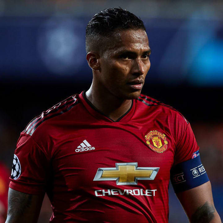 Antonio Valencia - Manchester United captain