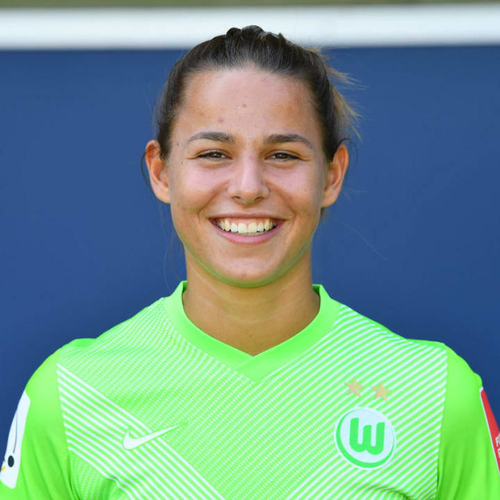 Von Essen zum VfL: Lena Oberdorf