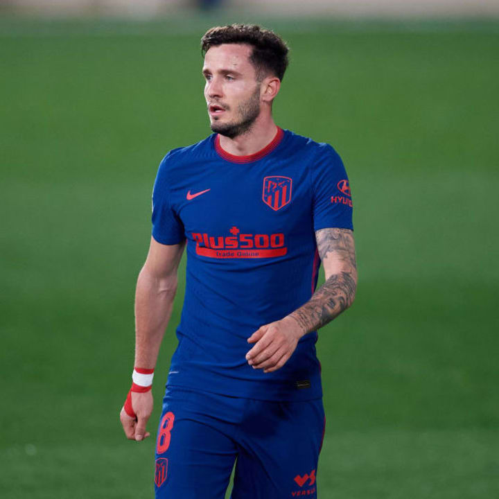 Saul Niguez is pushing for a move away from Atletico Madrid to Bayern Munich