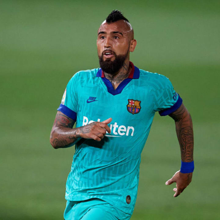 Arturo Vidal is now set to join Inter, with a deal in place and ready to be finalised