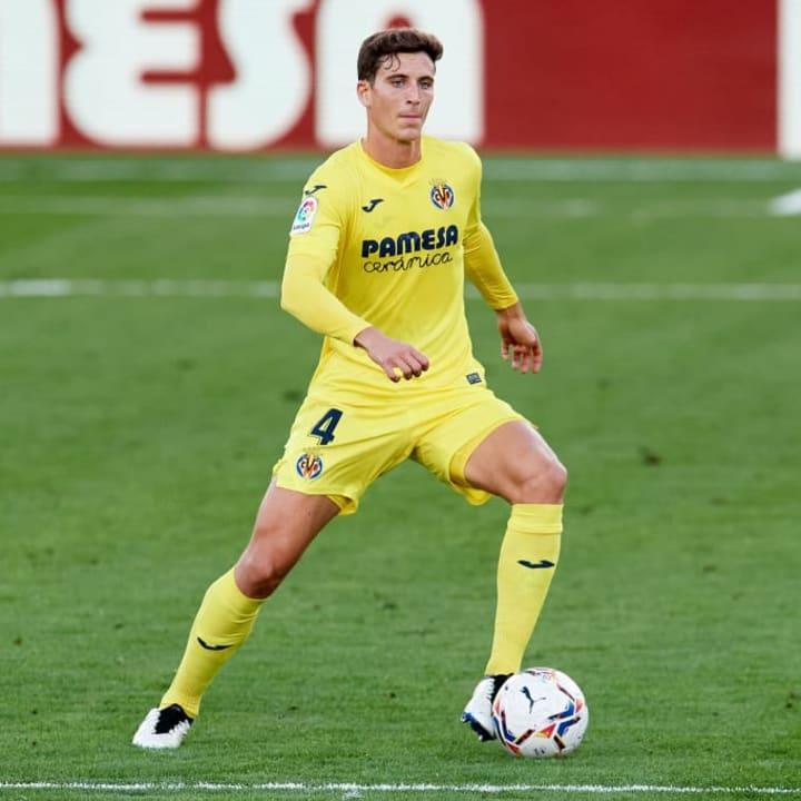 Pau Torres has risen though the Villarreal ranks