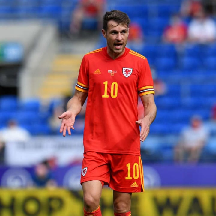 Aaron Ramsey will be a big player for Wales this summer