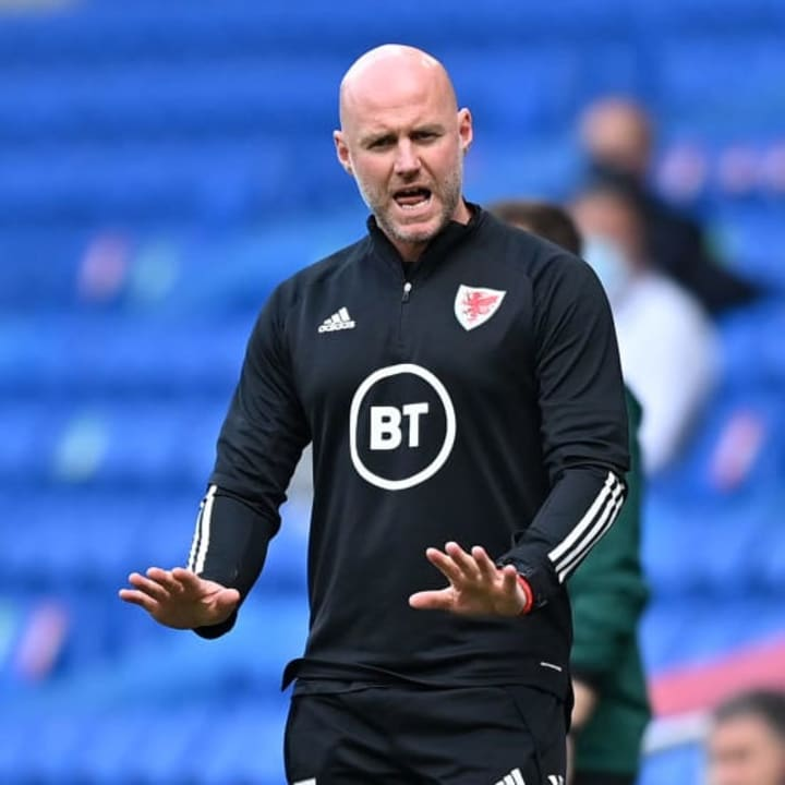 Rob Page will take charge of Wales at Euro 2020