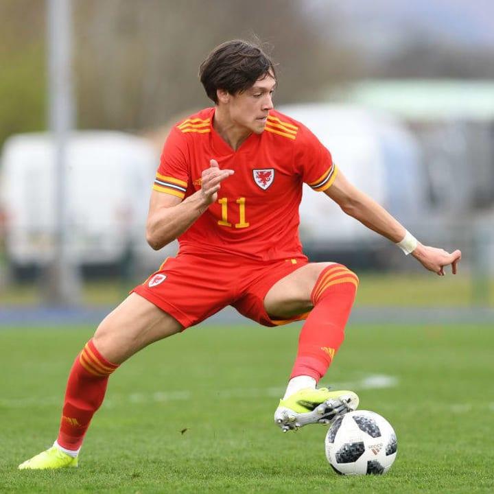 Wales v England - U18 International match