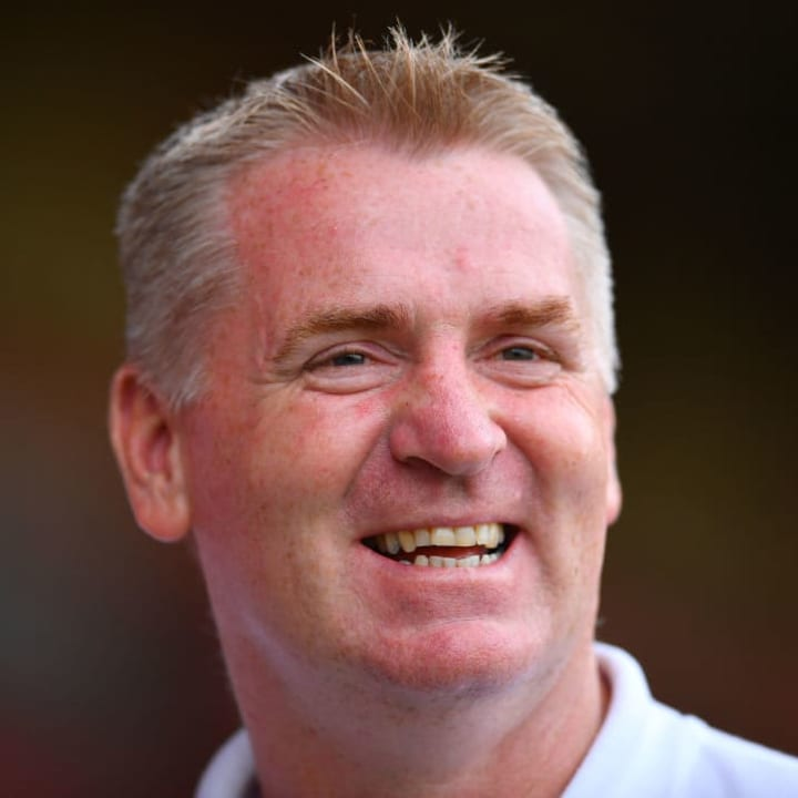 Dean Smith has settled into life in the Premier League