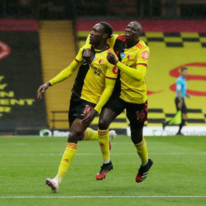 Danny Welbeck, Abdoulaye Doucoure
