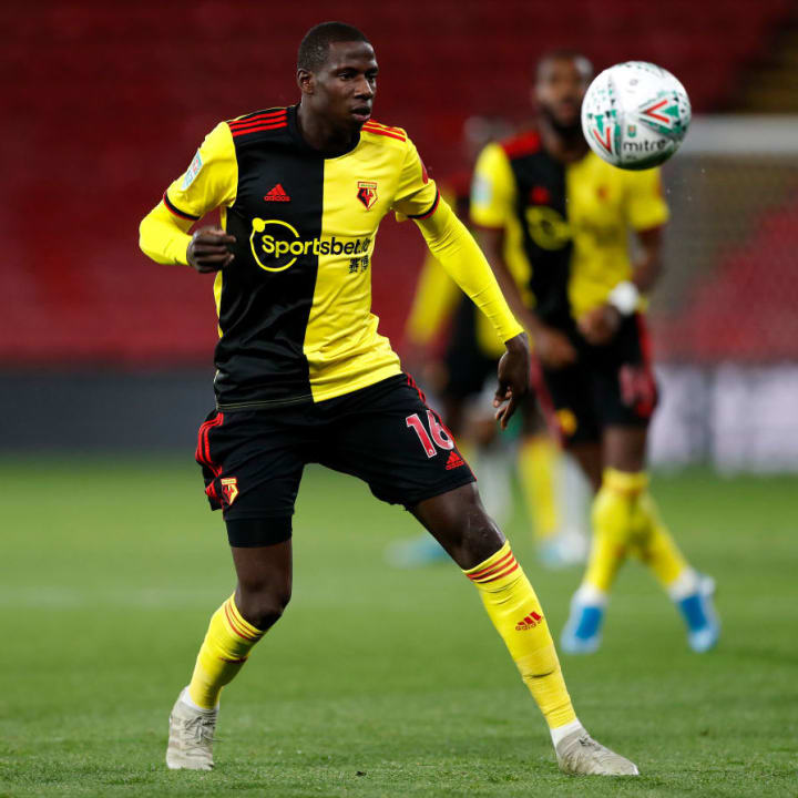 Everton are in talks with Watford over Abdoulaye Doucoure