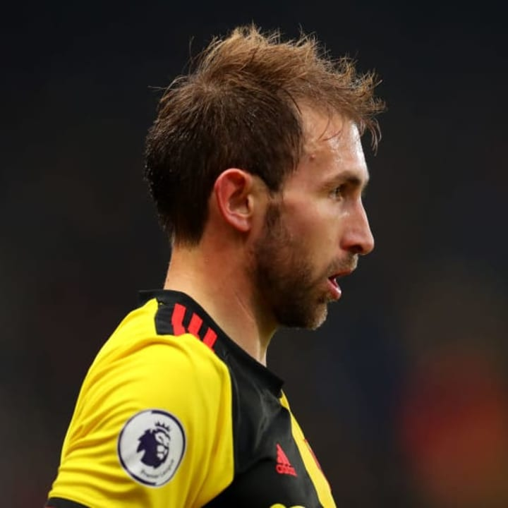Dawson was relegated with Watford at the end of the 2019/20 season