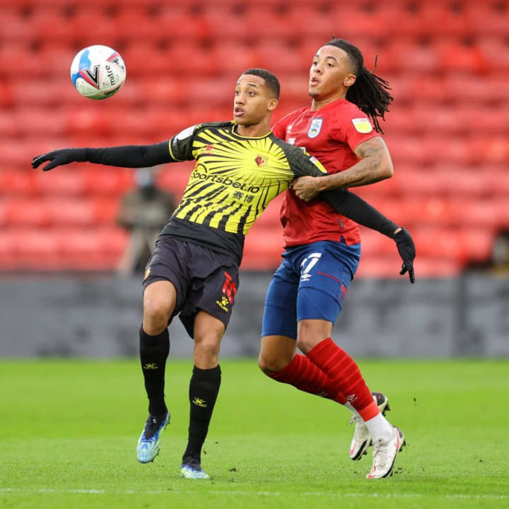 Watford triumphed over Huddersfield