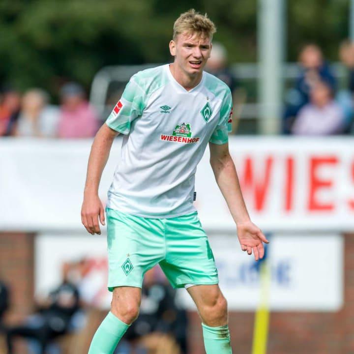 Werder-Jungspund Nick Woltemade besitzt noch keinen Profivertrag