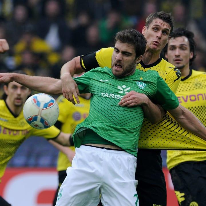 Sokratis wechselte von Werder nach Dortmund
