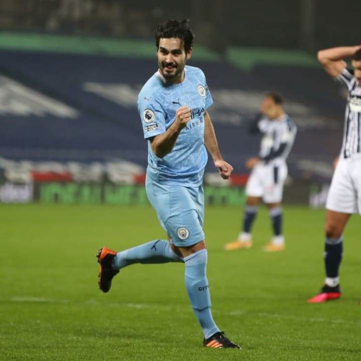 Gundogan is in the form of his life