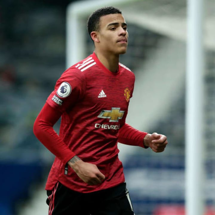 Mason Greenwood feels he is getting into better form