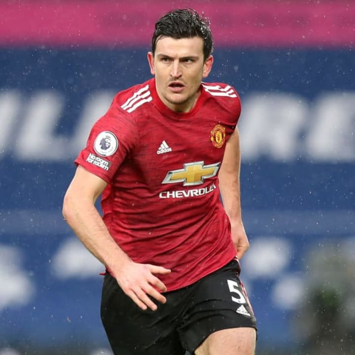 Maguire isn't the right partner for Lindelof & vice versa