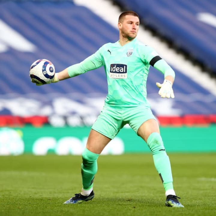 Sam Johnstone has been Albion's standout player this season