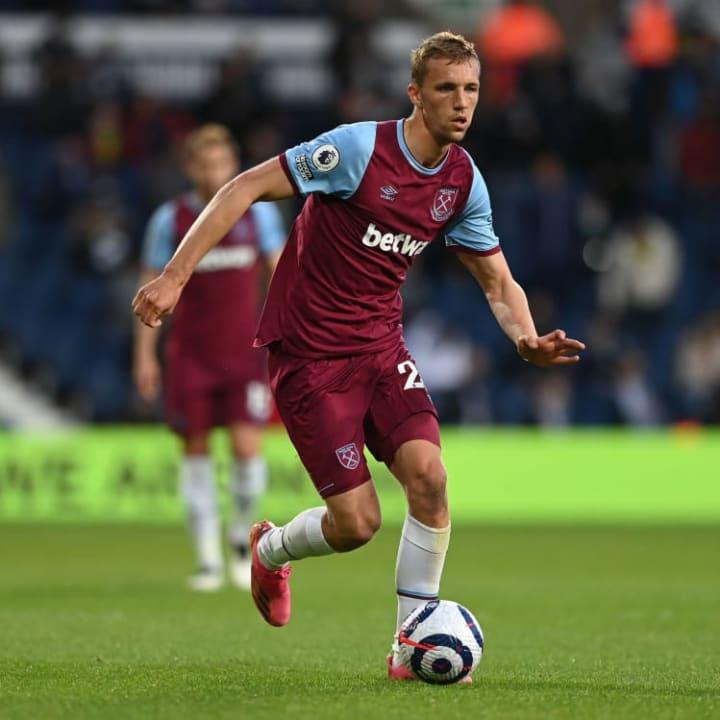Tomas Soucek has been brilliant this season