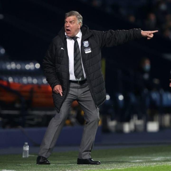 Sam Allardyce's side were beaten by West Ham