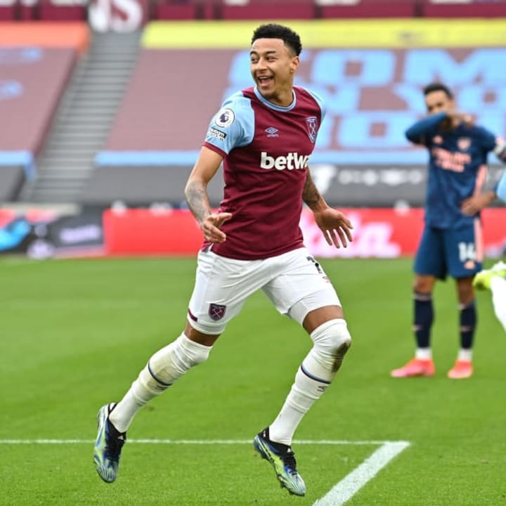 Man Utd could offer Jesse Lingard to West Ham in part-exchange