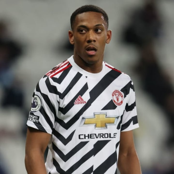 Martial is expected to return to the XI