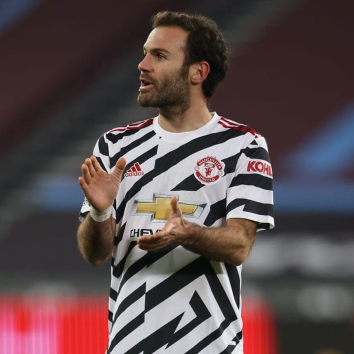 Mata's contract expires in 2021 but can be extended to 2022
