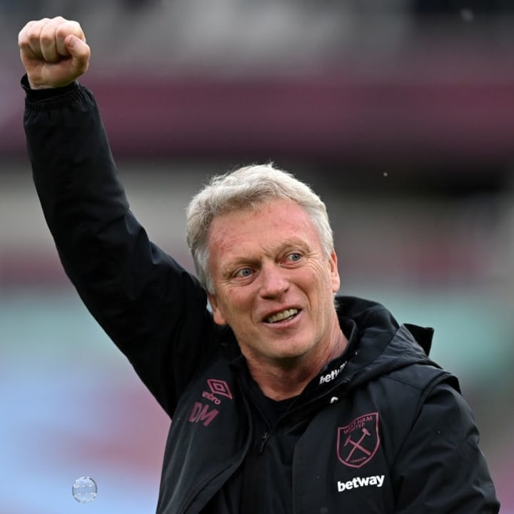Could David Moyes be on his way out of West Ham?