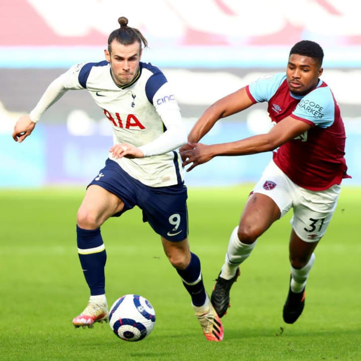 Gareth Bale, Ben Johnson