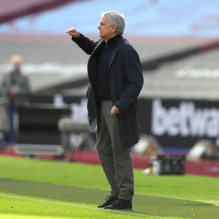 Mourinho is also under pressure