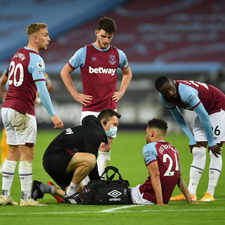 Fredericks' injury has forced Moyes to accelerate his plans