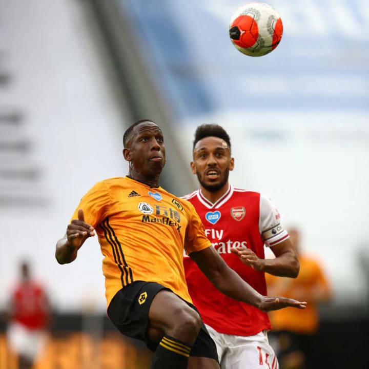 Willy Boly, Pierre-Emerick Aubameyang