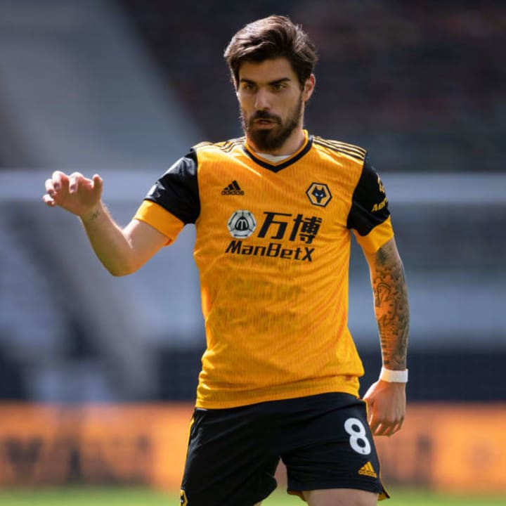 Wolves are also prepared to sell Ruben Neves to raise transfer funds