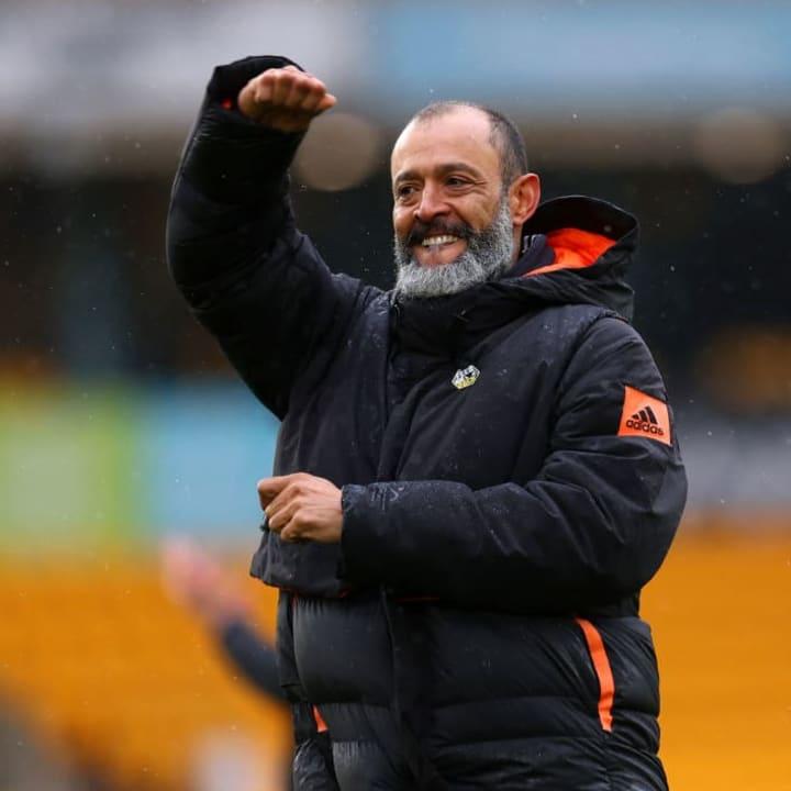 Nuno Espirito Santo could be heading to Merseyside