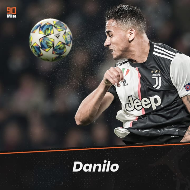 Danilo aura été loin d'être convaincant pour sa première saison à la Juventus.