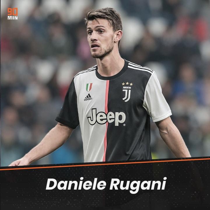 Daniele Rugani est loin d'avoir convaincu cette saison encore.