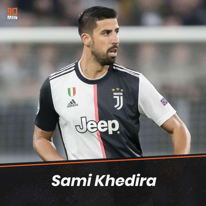 Sami Khedira est trop souvent blessé.