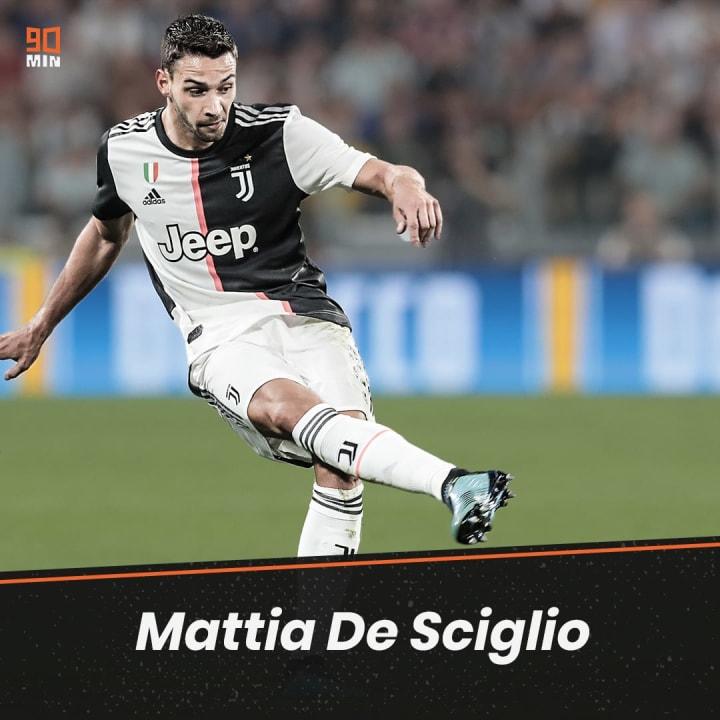 Mattia De Sciglio est loin de faire l'unanimité à Turin.