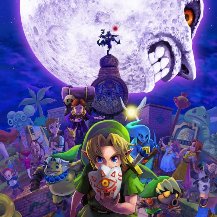 The Legend of Zelda: Majora's Mask Nintendo Switch
