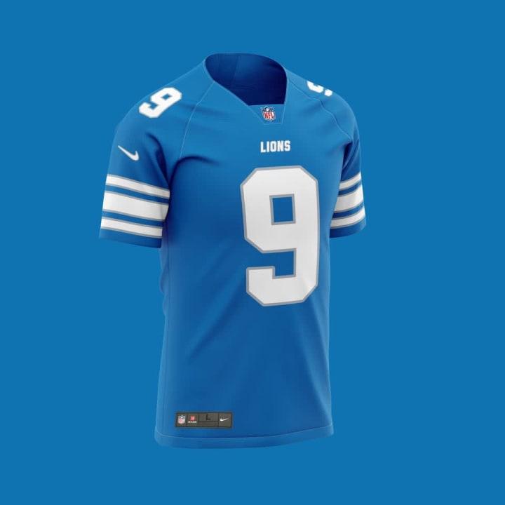 detroit lions jersey