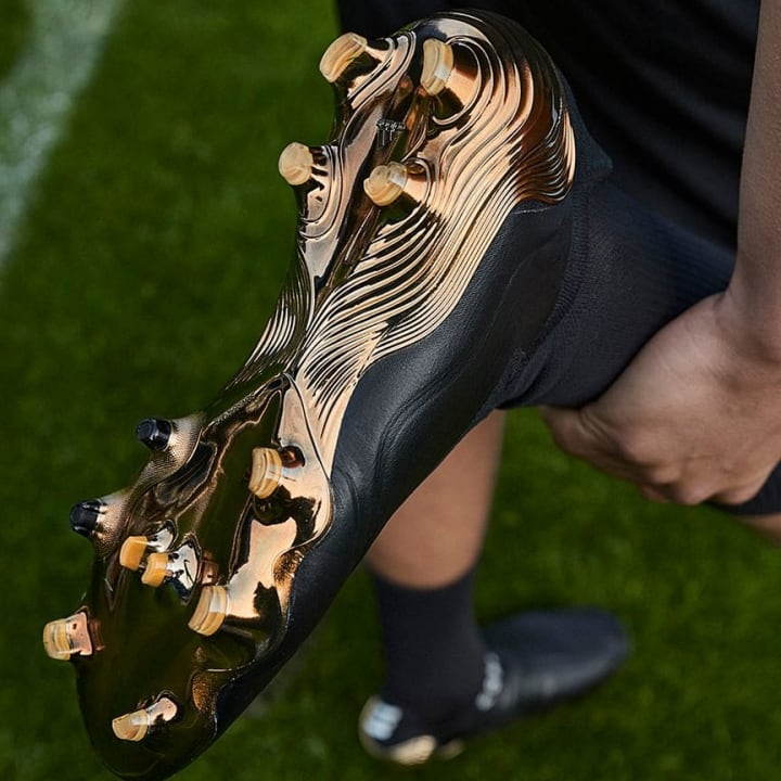 adidas' new COPA SENSE has been uniquely designed to improve your feel of the ball