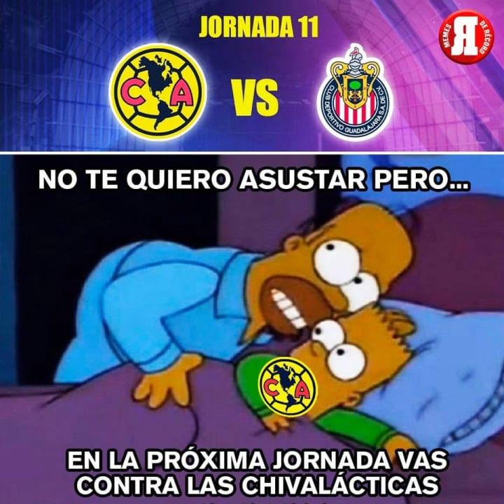 LIGA MX | Los mejores memes que dejó la Jornada 10 del Guard1anes 2020 29