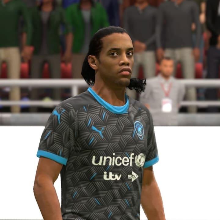 Fifa 20 Soccer Aid Diego Maradona Pele Ronaldinho To Form Dream Attack In Virtual Event