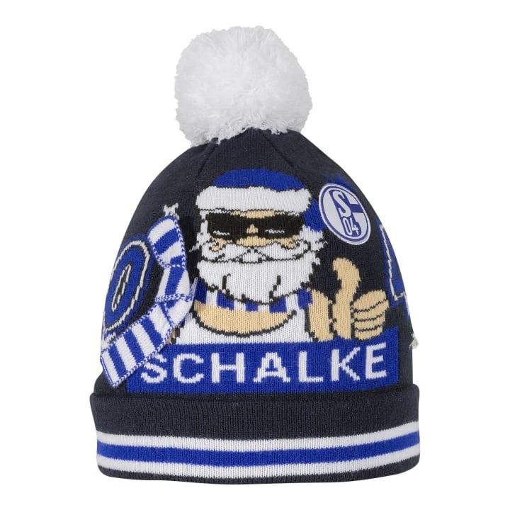 Schalkes Weihnachtsmütze