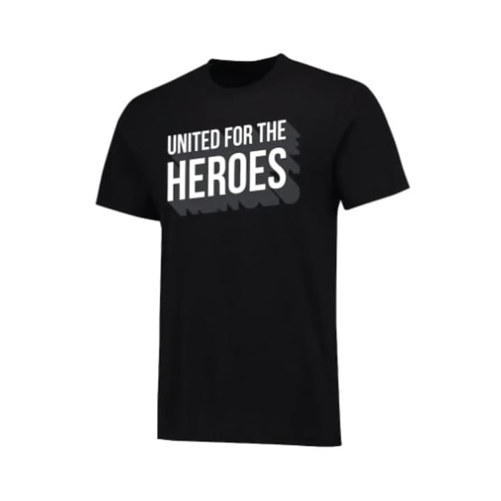 'United for the Heroes' T-Shirt