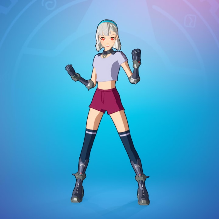 Lexa Fortnite How To Unlock Anime Skin In Season 5 All fortnite skins and characters. lexa fortnite how to unlock anime skin