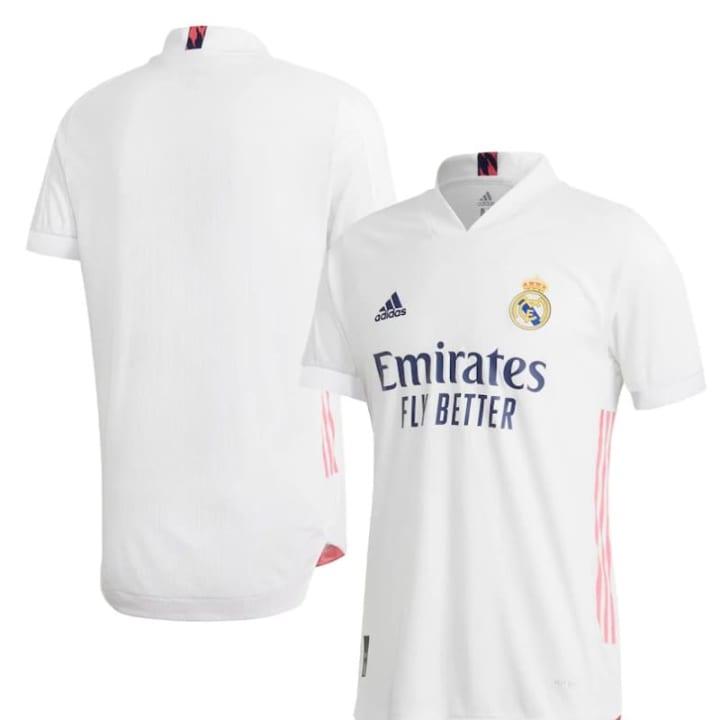 Le Real Madrid a fait très fort avec son nouveau maillot.
