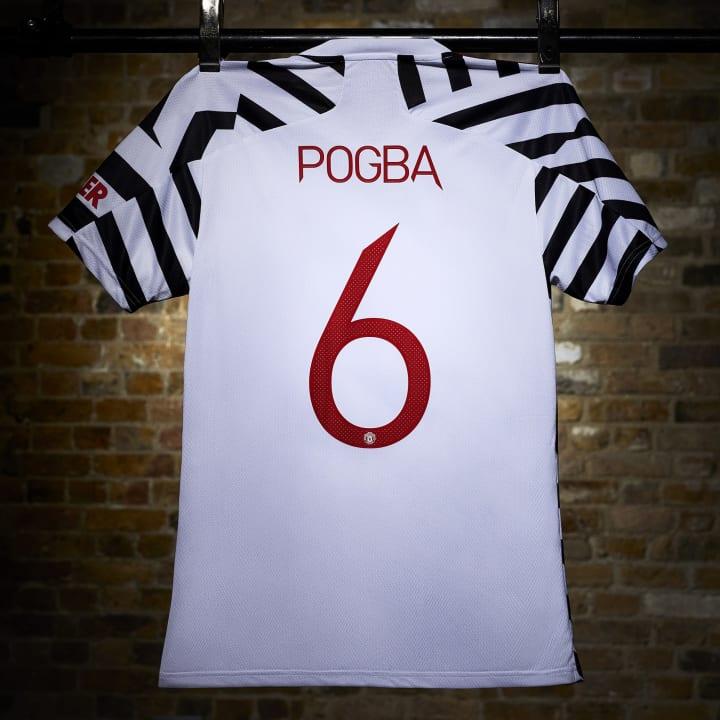 Man Utd 2020/21 third shirt