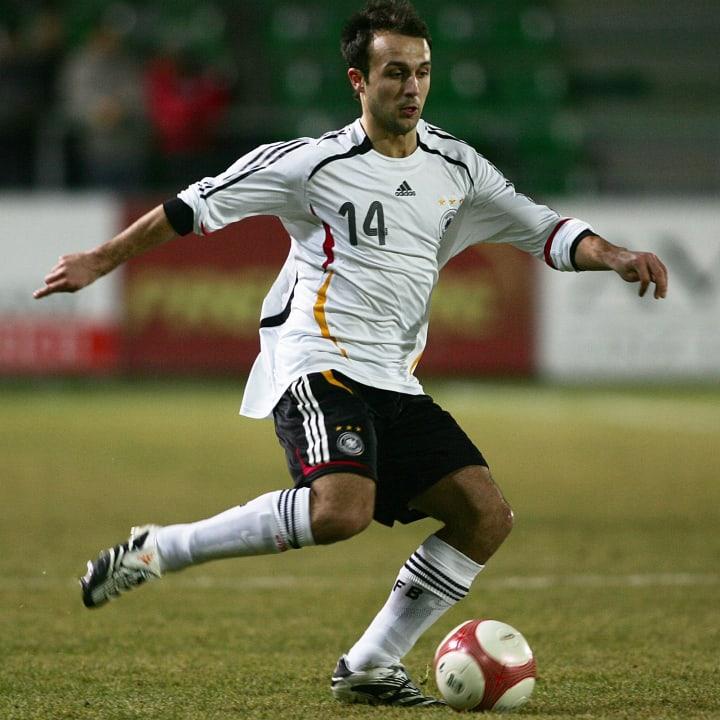 Sergej Evljuskin im DFB-Dress