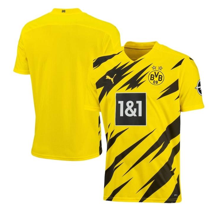 BVB-Trikot: Knackig gelb und hervorragend verarbeitet