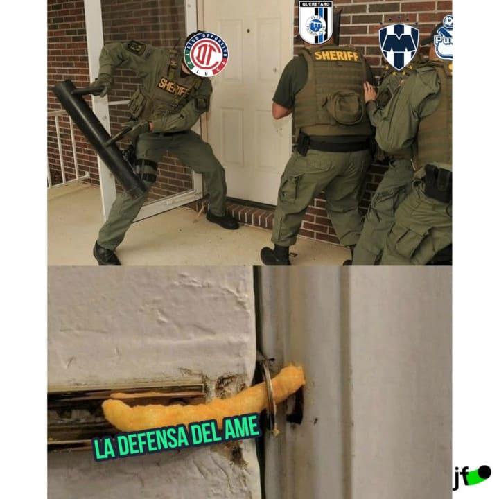 LIGA MX | Los mejores memes que dejó la Jornada 10 del Guard1anes 2020 13