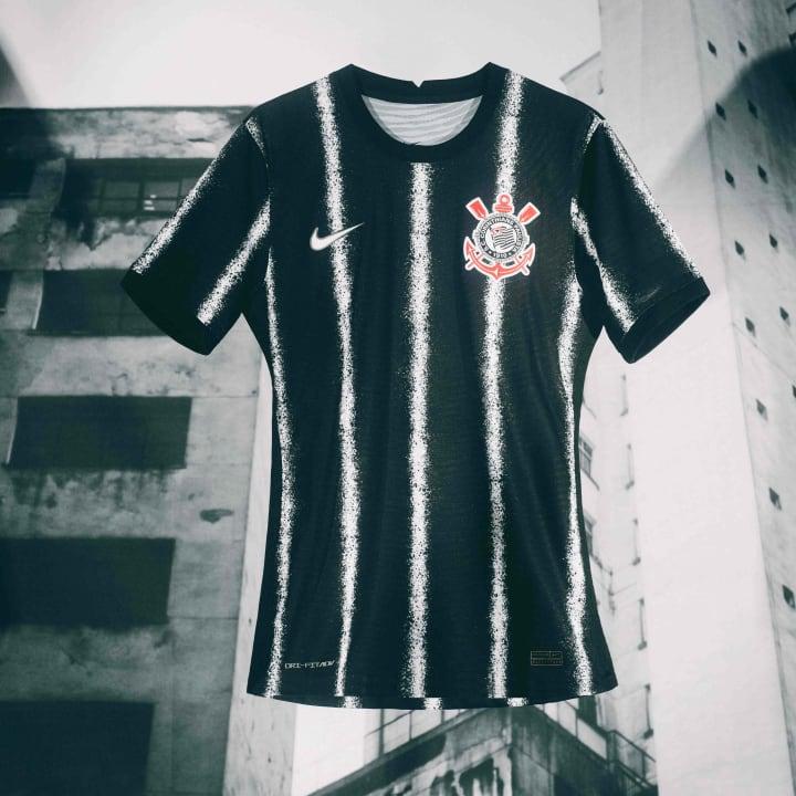 Corinthians Brasileirão Camisa ll Nike Urbano